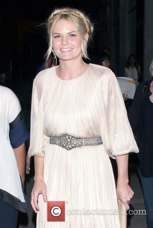 Jennifer Morrison - Celebrity Sightings at Brick Yard Nightclub in North Hollywood - Los Angeles, CA, United States - Wednesday...