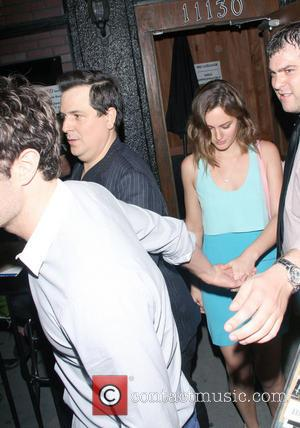 Leighton Meester and Adam Brody - Celebrity Sightings at Brick Yard Nightclub in North Hollywood - Los Angeles, CA, United...