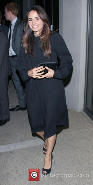 Mia Maestro - Celebrity Sightings at Brick Yard Nightclub in North Hollywood - Los Angeles, CA, United States - Wednesday...
