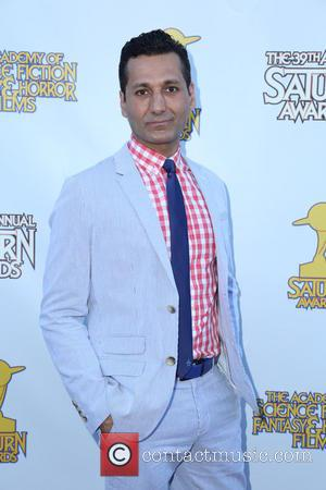 Cas Anvar - The Academy Of Science Fiction, Fantasy and Horror Films' 2013 Saturn Awards - Arrivals - Los Angeles,...