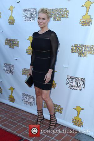 Laurie Holden - The Academy Of Science Fiction, Fantasy and Horror Films' 2013 Saturn Awards - Arrivals - Los Angeles,...