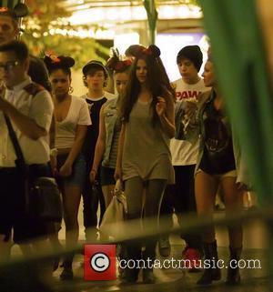 Selena Gomez and Emblem 3