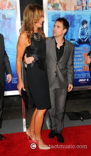 Allison Janney and Sam Rockwell