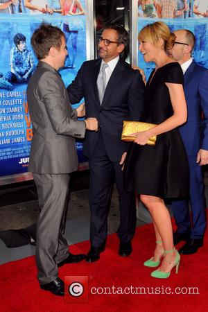 Sam Rockwell, Steve Carell and Toni Collette