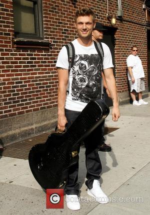 Nick Carter and Backstreet Boys