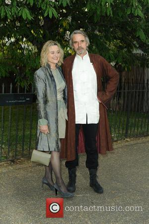 jeremy irons - The Serpentine Gallery Summer Party