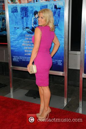 Megan Hilty - New York Premiere of 'The Way, Way Back' - Arrivals - Manhattan, NY, United States - Thursday...