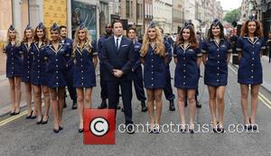 John Travolta - Breitling London store launch held at New Bond Street - Arrivals - London, United Kingdom - Thursday...
