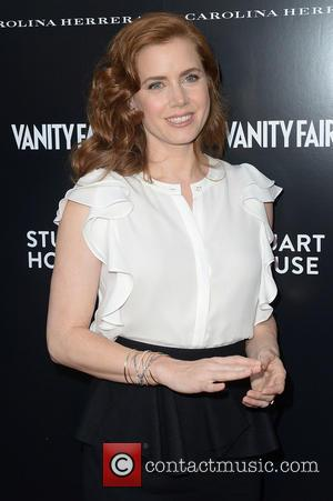 Amy Adams To Star In Movie Adaptation Of Steve Martin's Book