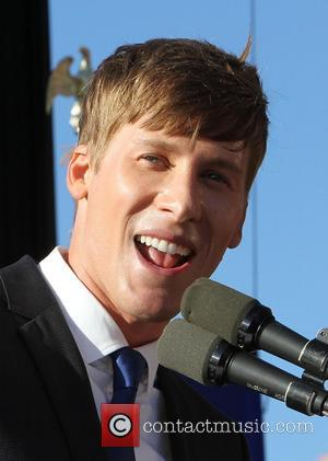 Dustin Lance Black - West Hollywood Rally to Celebrate the Supreme Courts' Supreme Court Striking Down the Defense of Marriage...