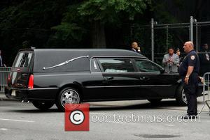 The funeral service for Emmy award-winning Sopranos actor James Gandolfini at the Cathedral of St. John The Divine in New...