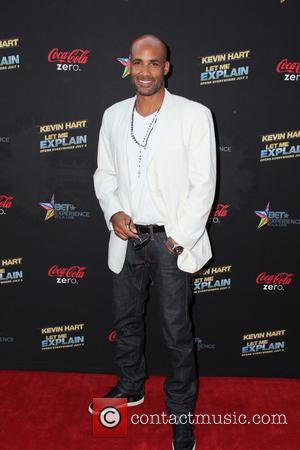 Boris Kodjoe - Los Angeles premiere of 'Kevin Hart: Let Me Explain' - Los Angeles, CA, United States - Thursday...