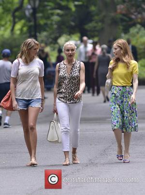 Cameron Diaz, Leslie Mann and Kate Upton