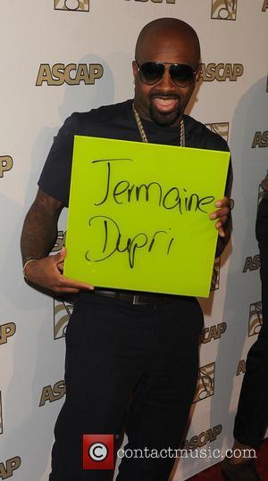Jermaine Dupri - ASCAP Rhythm & Soul Music Awards