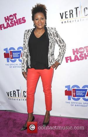 Wanda Sykes - The Los Angeles premiere of 'The Hot Flashes' - Arrivals - Los Angeles, California, United States -...