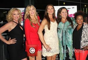 Virginia Madsen, Daryl Hannah, Brooke Shields, Camryn Manheim and Wanda Sykes