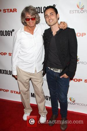 Eric Roberts and Keaton Simons