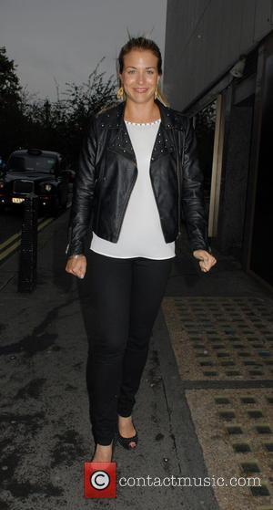 Gemma Atkinson - Celebrities attend Slazenger Wimbledon Party at Whisky Mist - London, United Kingdom - Thursday 27th June 2013