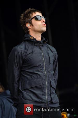 Liam Gallagher and Beady Eye - The 2013 Glastonbury Festival - Day 1 - Performances - Beady Eye - Somerset,...