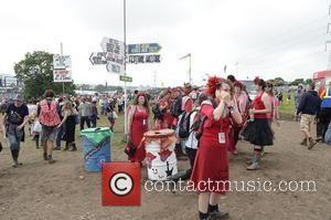 The, Glastonbury Festival, Day and Atmosphere