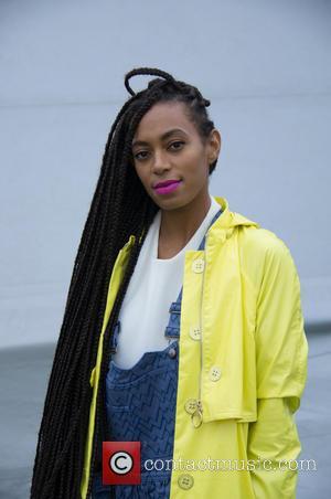 Solange Knowles - The 2013 Glastonbury Festival