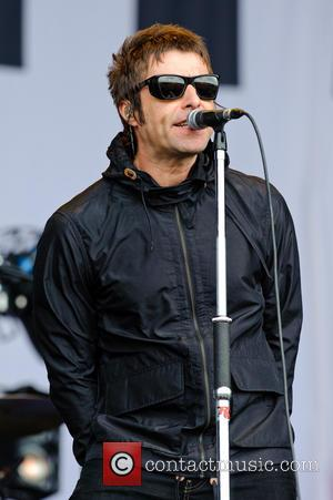 Liam Gallagher - The 2013 Glastonbury Festival - Day 1...