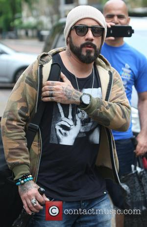 Aj Mclean and The Back Street Boys