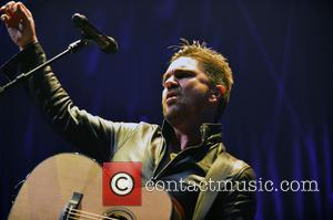 Juanes - Juanes performs live in concert at Hard Rock Live! as part of his 'Loud Unplugged Tour' at the...