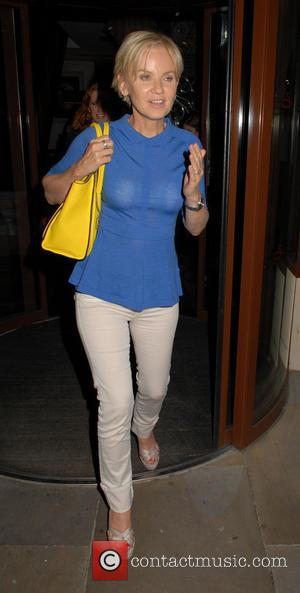 Lisa Maxwell - Celebrities attend the 'Loose Women' wrap party at Sanctum Soho Hotel - London, United Kingdom - Friday...