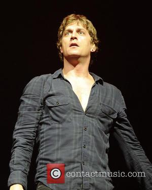 Rob Thomas - Matchbox Twenty performs on stage at the Molson Canadian Amphitheatre. - Toronto, Canada - Friday 28th June...