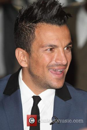 Peter Andre - Nordoff Robbins O2 Silver Clef Awards held at the London Hilton Park Lane - Arrivals - London,...