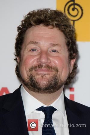 Michael Ball - Nordoff Robbins O2 Silver Clef Awards held at the London Hilton Park Lane - Arrivals - London,...