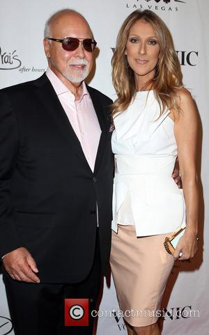Celine Dion Won't Sing At Husband's Memorial
