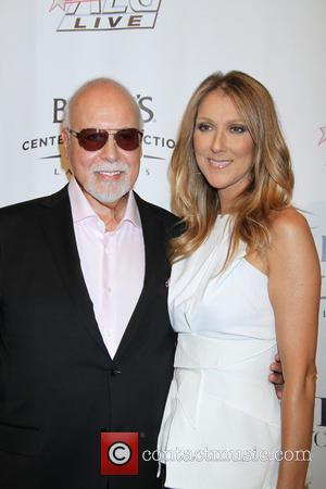 Renee Angelil and Celine Dion