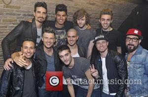 Nick Carter, Aj Mclean, Kevin Richardson, Howie Dorough, Brian Littrell, Backstreet Boys, Max George, Siva Kaneswaran, Jay Mcguiness, Nathan Sykes, Tom Parker and The Wanted