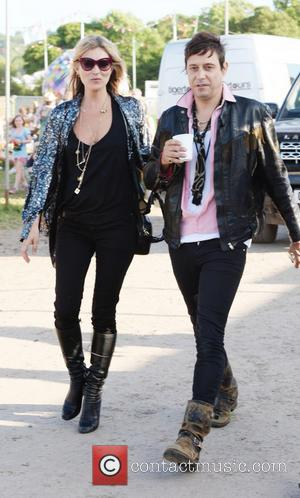 Kate Moss, Glastonbury Festival