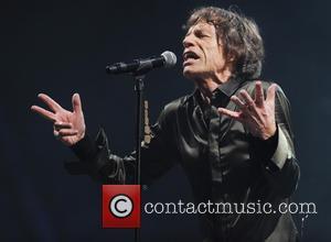 Mick Jagger and The Rolling Stones - The 2013 Glastonbury Festival - Day 2 - Performances - Glastonbury, United Kingdom...