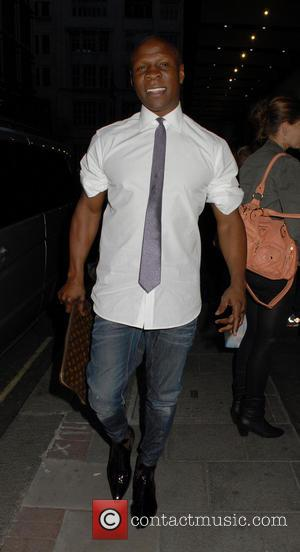 Chris Eubank - Celebrities leaving The May Fair Hotel - London, United Kingdom - Saturday 29th June 2013