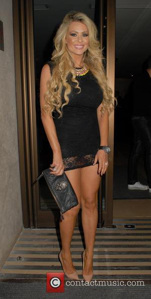 Nicola McLean - Celebrities leaving The May Fair Hotel - London, United Kingdom - Saturday 29th June 2013