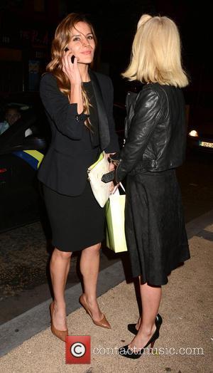 Amanda Byram and Yvonne Keating