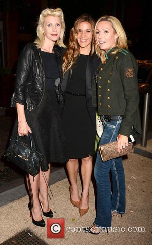 Yvonne Keating, Amanda Byram and Vivienne Connolly