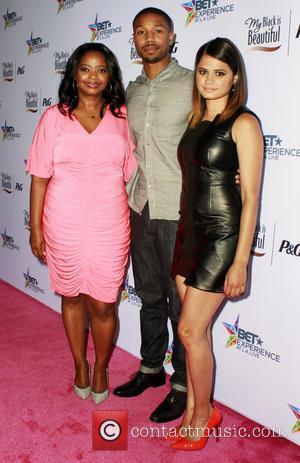 Octavia Spencer, Michael B. Jordan and Melonie Diaz