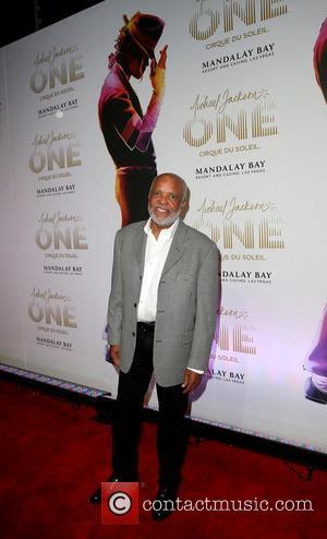 Berry Gordy - World premiere of 'Michael Jackson One' at Mandalay Bay Hotel & Casino - Arrivals - Las Vegas,...