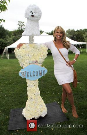 Christie Brinkley - 2nd Annual Pet Hero Awards Ceremony - Water Mill, New York, United States - Saturday 29th June...
