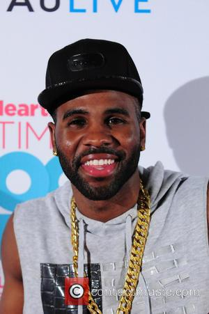 Jason Derulo Tames Katy Perry's 'Roar' As He Reaches UK Top Spot With 'Talk Dirty'