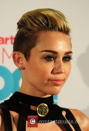 Miley Cyrus - iHeartRadio Ultimate Pool Party at Fontainebleau BleauLive - Arrivals - Miami Beach, FL, United States - Sunday...
