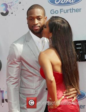 Dwyane Wade and Gabrielle Union - The 2013 BET Awards held at Nokia Theatre - Arrivals - Los Angeles, California,...