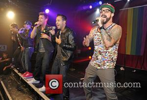Backstreet Boys, A. J. McLean, Howie Dorough, Nick Carter, Kevin Richardson and Brian Littrell