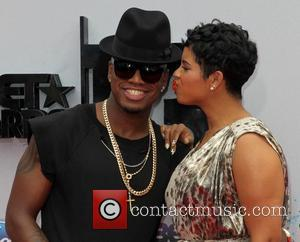 Ne-Yo, Shaffer Chimere Smith and Guest