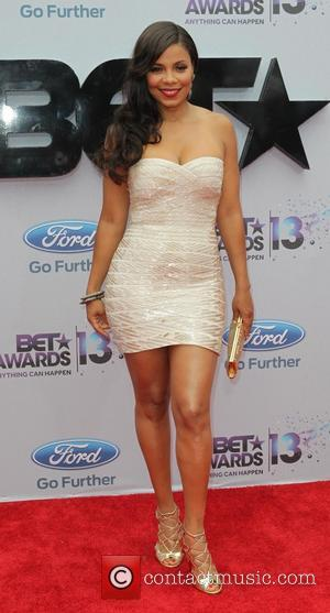 Sanaa Lathan - The 2013 BET Awards held at Nokia Theatre - Arrivals - Los Angeles, California, United States -...